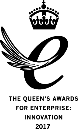 Queens Award 2017 logo footer Click for full size image